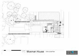 floor plan u2013 mosman house luxury residence u2013 sydney new south