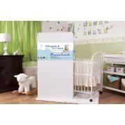 2 In 1 Crib Mattress La Baby Baby S Slumber 2 In 1 Orthopedic Crib Mattress White