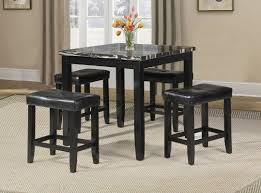 acme furniture blythe 5 piece counter height dining set u0026 reviews