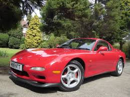 mazda for sale uk used mazda rx 7 coupe 2 6 turbo 2dr in lowdham nottingham sarah cox