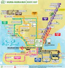 Bus Route Map Kura Kura Route Map Genre De Bus De Ville Indonésie 2017