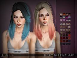 the sims 3 hairstyles and their expansion pack leah lillith s leahlillith pretty thoughts hair