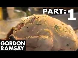 how to cook roast turkey part 1 gordon ramsay