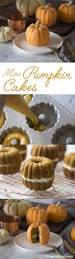 pumpkin cakes halloween pumpkin mini cakes recipe mini pumpkins cream cheeses and