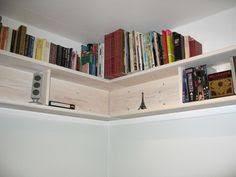 Bookshelves Corner by Diy Children U0027s Reading Corner Easy To Hang Bookshelves That You