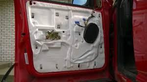 Sound Dening Interior Doors Install Sound Deadener On Doors