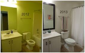 bathroom how to make a small half bathroom look bigger big tiles