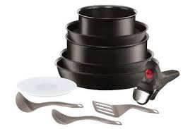 cuisine tefal tefal ingenio performance thermo coach 10 pieces