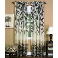 98 Drapes Remarkable Sheer Animal Print Curtains 98 In Curtains And Drapes