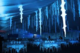 themed party winter themed party winter event palace