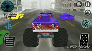 monster truck extreme racing games monster truck stunt racing cars simulation game 3d best android