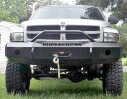 2001 dodge ram 2500 bumper iron cross bumpers for dodge ram 1500 2500 3500 iron cross