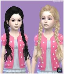 childs hairstyles sims 4 image result for sims 4 child hair sims 4 pinterest children