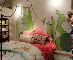 Tuscan Home Accessories Danger Garden Fabric Cactus At Anthropologie