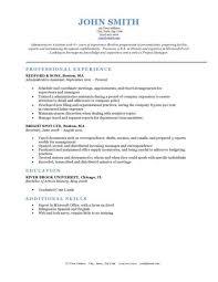 Senior Administrative Assistant Resume Sample by Resume Reverse Chronological Cv Basic Sample Of Resume What Are