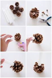 pine cone tea light holder diy pine cone candle holders i heart nap time
