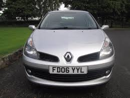 used renault clio 1 4 for sale motors co uk