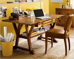 Pottery Barn Writing Desk by Planning The Office The New York Times
