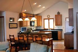 vaulted kitchen ceiling ideas vaulted ceiling lighting options lighting a vaulted ceiling can be