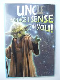 yoda birthday card u2013 gangcraft net