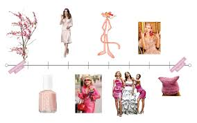 making peace with pink spring fashion u0027s biggest trend wsj