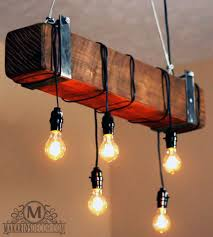 rustic beam light fixture wood beam chandeliers free shipping reclaimed wood beam chandelier