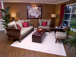 Stunning Brown Living Room Paint Images Awesome Design Ideas - Brown paint colors for living room