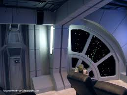 Star Wars Bedroom Ideas Star Wars Home Theater Homes Design Inspiration
