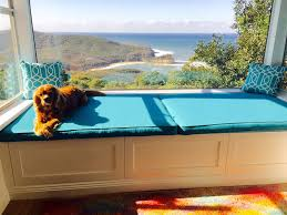 window bench for dog sweeten upon your dog s life with these dog window perches homesfeed