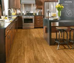Kitchen With Laminate Flooring Kitchen Flooring Ideas From Custom Carpet Centers Buffalo Ny