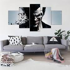 canvas painting for home decoration canvas painting unframed 5 pieces canvas prints pictures for