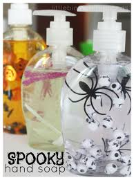 easy to make halloween party decorations halloween soap easy to make halloween decoration hand sanitizer