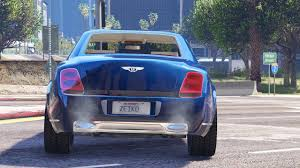bentley indonesia 2010 bentley continental flying spur add on replace gta5
