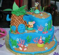 spongebob birthday cakes top ten spongebob cake ideas birthday express