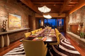 southwestern dining room furniture awesome narrow dining room tables you should peek at decohoms