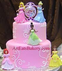 birthday cakes images beautiful glamorous princess birthday cakes