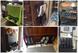 Best Way To Store Kitchen Knives Calm The Clutter Rv Storage Solutions And Organization Go Rving