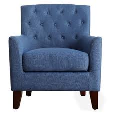Upright Armchair Blue Accent Chairs You U0027ll Love Wayfair