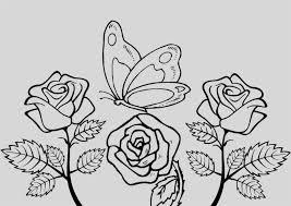 fiori disegni disegni stilizzati da stare e colorare fiori da colorare