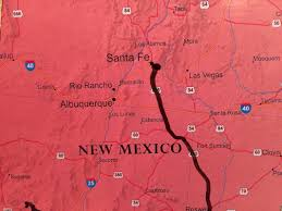 Roswell New Mexico Map by The Map The Careyvan