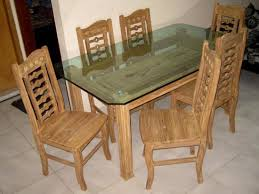 dining room table six chairs modern dining table six chairs glass top d57f furniture price
