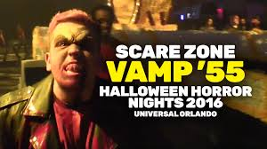 halloween images 2016 vamp u002755 scare zone at halloween horror nights 2016 universal