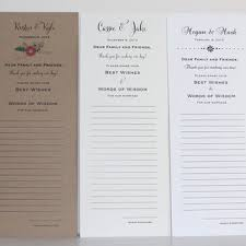 Words Of Wisdom Cards Wedding Words Of Wisdom Cards Best From Jotters And Journals