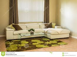 Cozy Livingroom by Cozy Living Room In Olive Green Colors Stock Photo Image 44012704