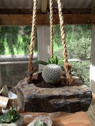 Hanging Succulent Planter by 25 Best Succulent Planters Images On Pinterest Succulent
