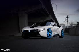 Bmw I8 Wheels - featured fitment bmw i8 with pur four forged wheels