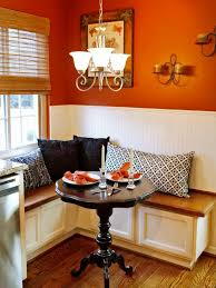 eat in kitchen ideas eat in kitchen table smallspace banquette ideas built in