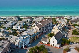 Map Of Destin Florida Area by Rosemary Beach Visit South Walton
