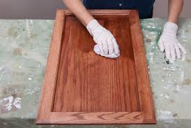 what is the best stain for kitchen cabinets how to stain and finish wood cabinets