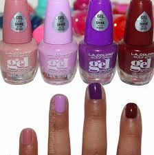 bargainprincess la colors color craze gel polish